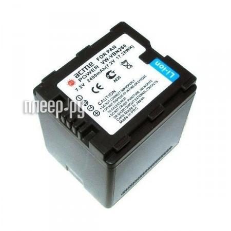 Аккумулятор AcmePower VBN-260  Pleer.ru  947.000