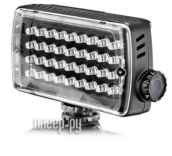 Накамерный свет Manfrotto ML 360H LED  Pleer.ru  3711.000