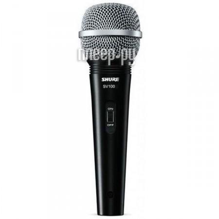 Микрофон SHURE SV100-A  Pleer.ru  1450.000