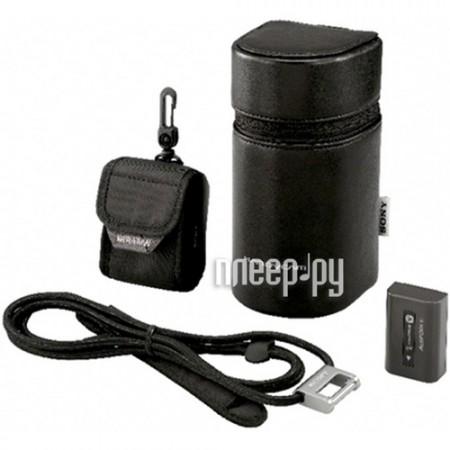 Сумка Sony ACC-EXV5 - набор футляр LCM-HAD, аккумулятор NP-FV50, наплечный ремень, футляр  Pleer.ru  2318.000