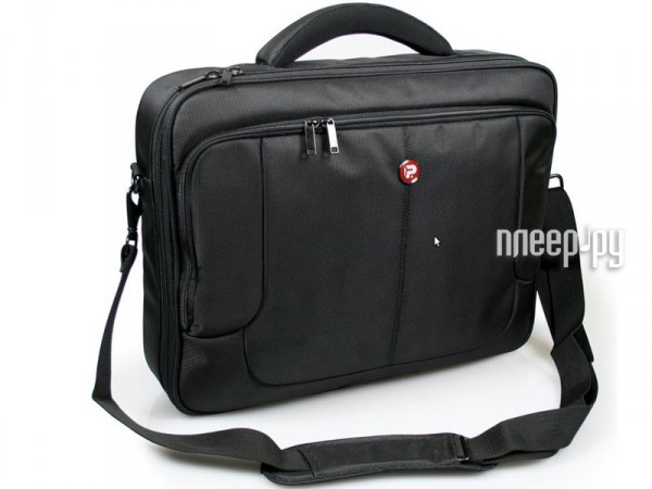 Аксессуар Сумка 17.3 Port Designs London Clamshell Black 160503  Pleer.ru  1705.000