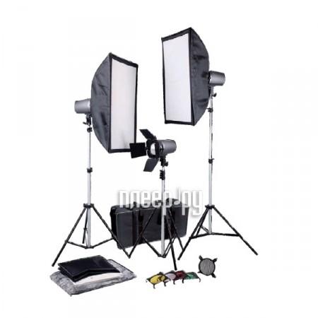 Комплект студийного света Fancier FAN023  Pleer.ru  15118.000