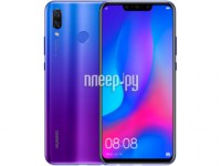 Сотовый телефон Huawei Nova 3 4Gb RAM 128Gb Iris Purple