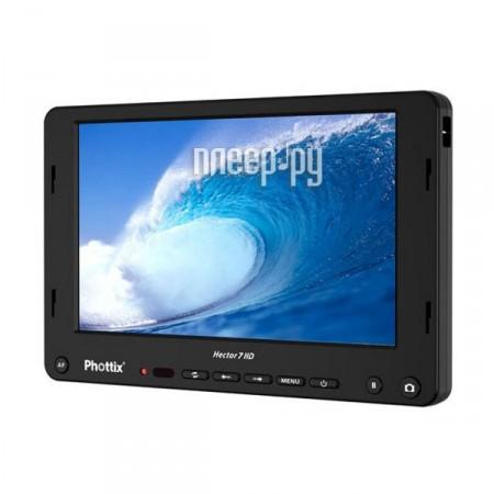 Видеовидоискатель Phottix Hector 7 HD Live View 12410  Pleer.ru  12399.000