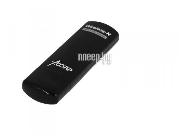 Wi-Fi адаптер Acorp WUD-150N  Pleer.ru  598.000