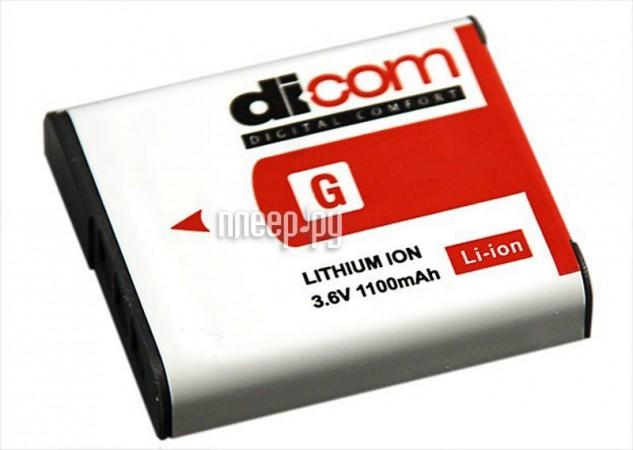 Аккумулятор Dicom DS-BG1  Pleer.ru  393.000