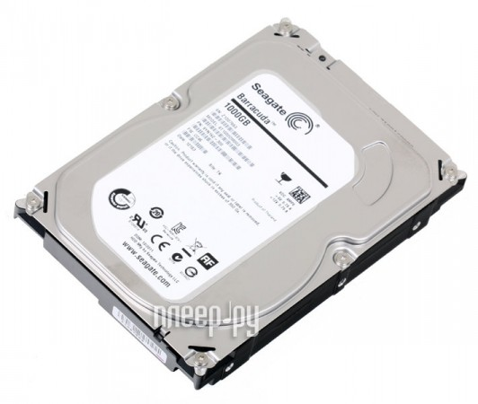 Жесткий диск 1Tb - Seagate ST1000DM003 Barracuda