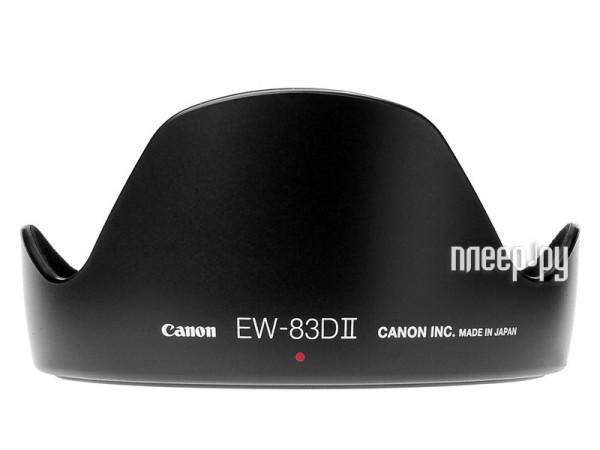 Бленда Canon EW-83D II for Canon EF 24 1.4 L USM  Pleer.ru  993.000