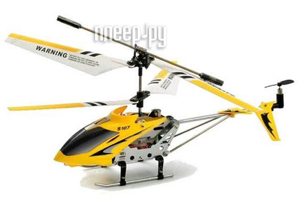 Вертолет с гироскопом Syma S107 Gyro является одной из самых популярных в мире трехканальных моделей на инфракрасном...
