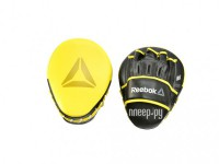 Лапы боксерские Reebok Retail Hook and Jab Pads Yellow RSCB-11150YL