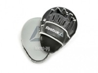 Лапы боксерские Reebok Retail Hook and Jab Pads Grey RSCB-11150GR