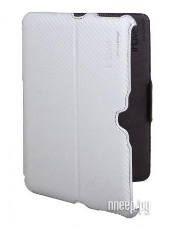 Аксессуар Чехол-держатель Galaxy Tab 10.1 iHave BG6217 карбон Silver  Pleer.ru  981.000