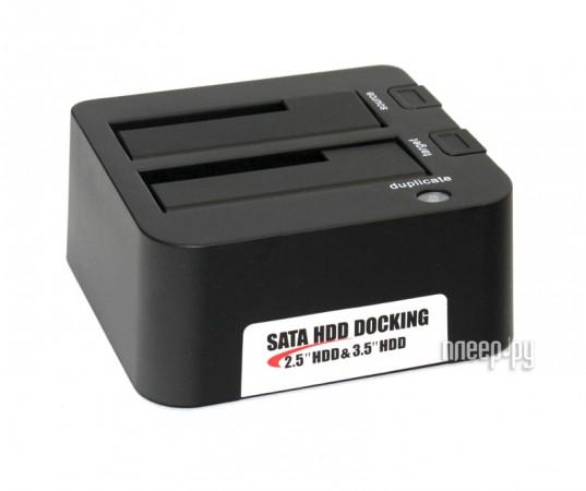 Аксессуар 5bites Hard Drive Dual Docking DOCK3.0-DUAL  Pleer.ru  891.000