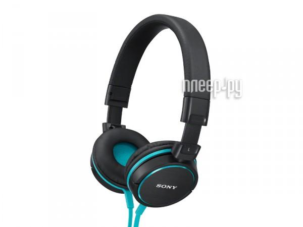 Наушники Sony MDR-ZX600 Blue  Pleer.ru  1739.000