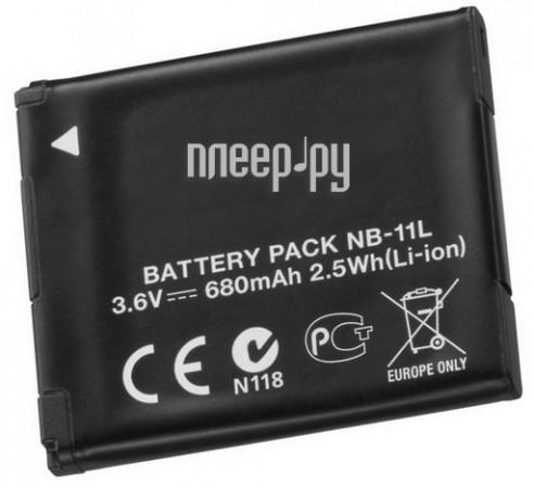 Аккумулятор AcmePower AP NB-11L  Pleer.ru  1502.000