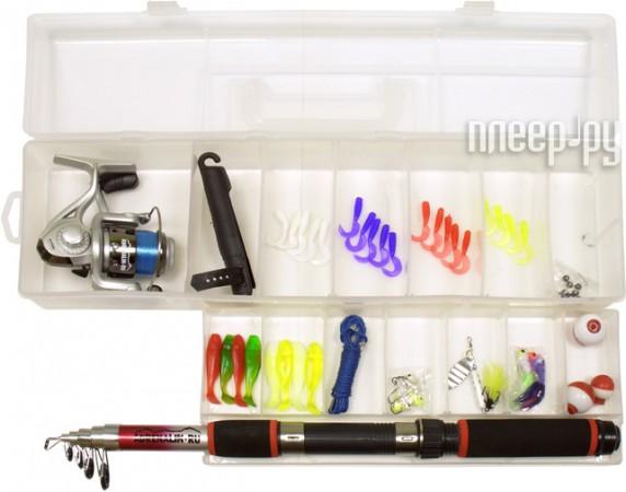 Спиннинг Adrenalin Go Fishing! M-1 набор  Pleer.ru  1561.000