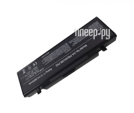 Аккумулятор TopON TOP-P50 / AA-PB6NC6B 11.1V 5200mAh Samsung P50 / P60 / P210 / P460 / P560 / R410  Pleer.ru  1800.000