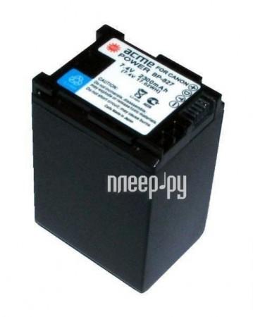 Аккумулятор AcmePower AP BP-827  Pleer.ru  987.000