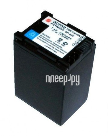 Аккумулятор AcmePower AP BP-827