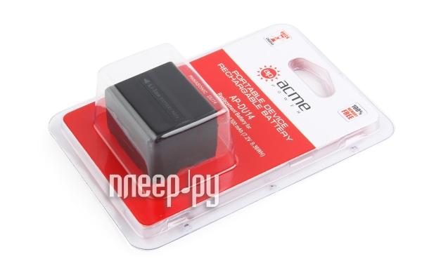 Аккумулятор AcmePower AP DU14  Pleer.ru  476.000