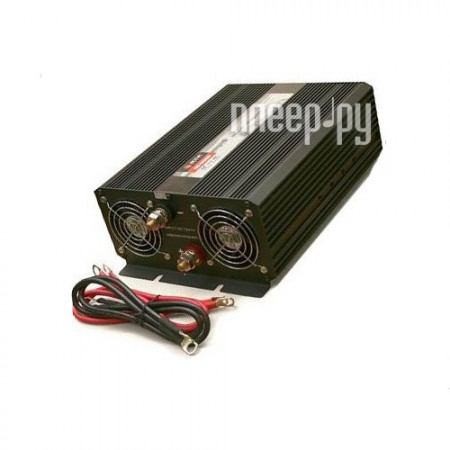Автоинвертор AcmePower AP-DS2000/24 (2000Вт) с 24В на 220В