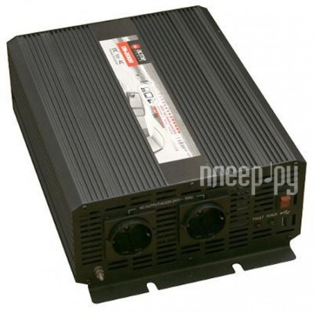 Автоинвертор AcmePower AP-DS3000/24 (3000Вт)  Pleer.ru  11460.000
