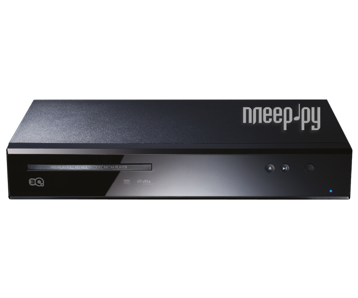 Медиаплеер 3Q Titan 3QMMP-DA314HC T55114  Pleer.ru  2560.000