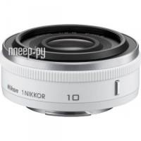 Nikon Nikkor 10 mm F/2.8 for Nikon 1 White (�������� Nikon)