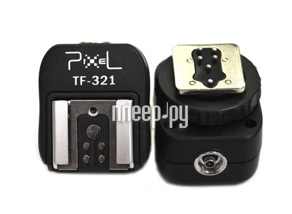 Аксессуар Pixel TF-321 Hot Shoe Converter for Canon  Pleer.ru  517.000