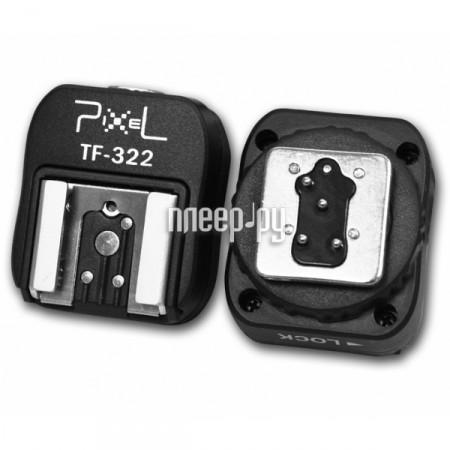 Аксессуар Pixel TF-322 Hot Shoe Converter for Nikon  Pleer.ru  417.000