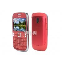 Nokia 302 Asha Plum Red