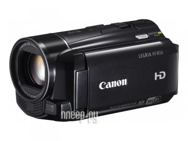 Видеокамера Canon M56 Legria HF*  Pleer.ru  18978.000