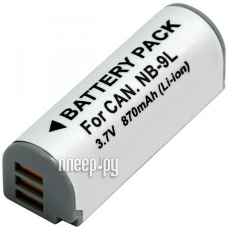 Аккумулятор Canon NB-9L  Pleer.ru  1458.000