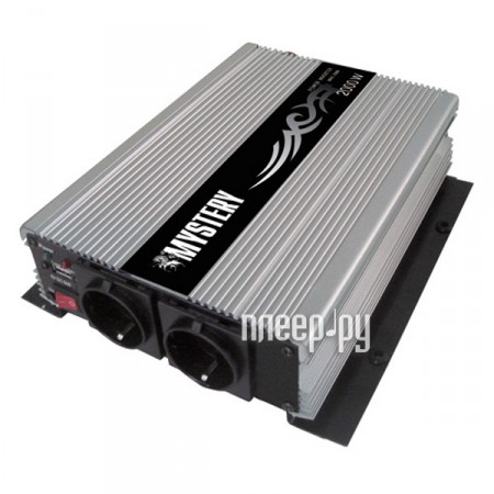 Автоинвертор Mystery MAC-1000 (1000Вт) с 12В на 220В c USB