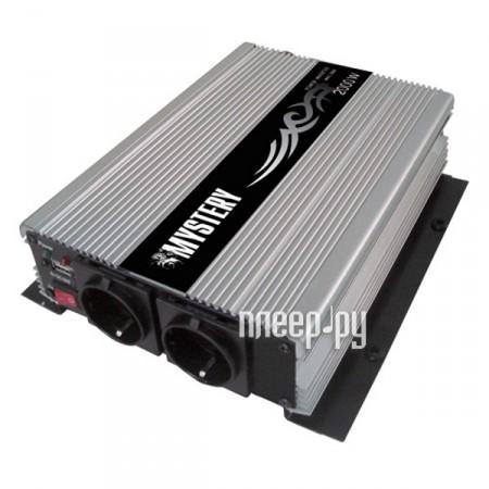 Автоинвертор Автоинвертор Mystery MAC-2000 (2000Вт) с 12В на 220В c USB