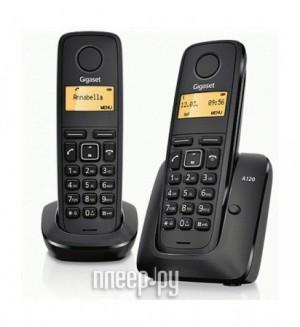 Купить Радиотелефон Gigaset A120 DUO