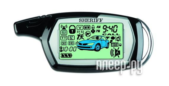 Большое фото Автосигнализация SHERIFF ZX 1090.