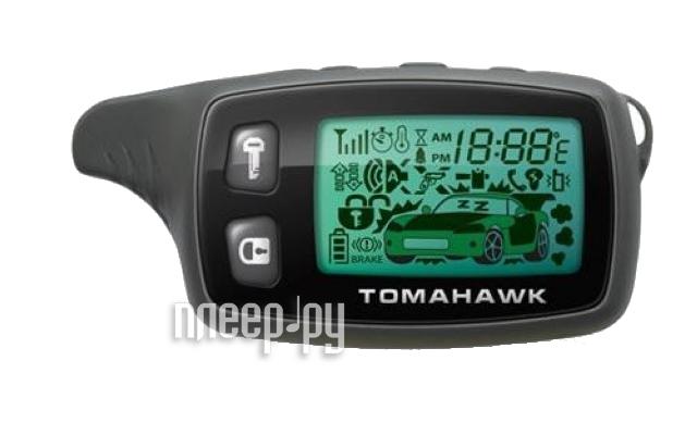 Брелок Tomahawk TW-9010 / 7000 / 9000 / 950 с жк-дисплеем  Pleer.ru  1110.000