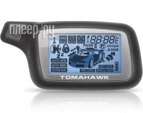 Брелок Tomahawk X3 / X5 с жк-дисплеем  Pleer.ru  1110.000