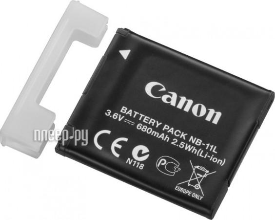 Аккумулятор Canon NB-11L  Pleer.ru  2479.000