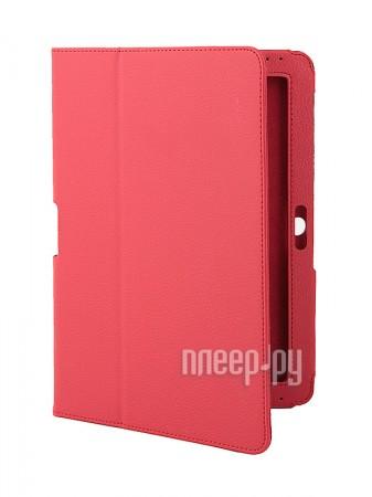 Аксессуар Чехол Galaxy Tab 2 10.1 P5100 Palmexx Smartslim Red  Pleer.ru  380.000