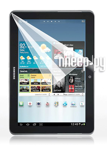 Аксессуар Защитная пленка Samsung Galaxy Tab 2 7.0 P3100 LuxCase антибликовая 80509  Pleer.ru  119.000