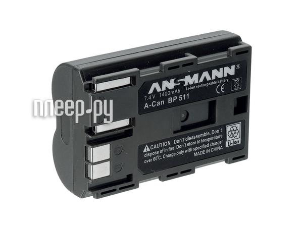 Аккумулятор Ansmann A-Can BP-511 5022283