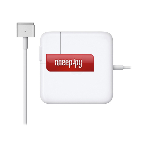 Блок питания APPLE 85W MagSafe2 Power Adapter for MacBook Pro MD506  Pleer.ru  2647.000