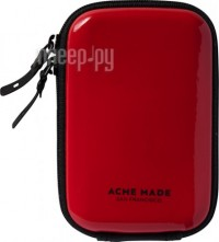 Acme Made Sleek Case Red 78651