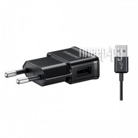 Аксессуар Зарядное устройство сетевое Samsung micro-USB 1000mA ETA0U80EBEGSTD / ETAOU80EBEGXEG  Pleer.ru  870.000
