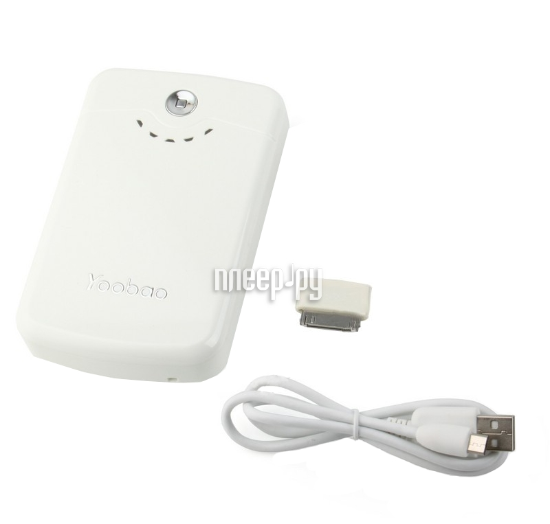 Аккумулятор Yoobao Power Bank YB-642 11200 mAh  Pleer.ru  1592.000
