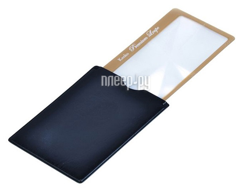 Оптическая лупа Kenko Premium Lupe KTL-015 Gold 80754  Pleer.ru  238.000
