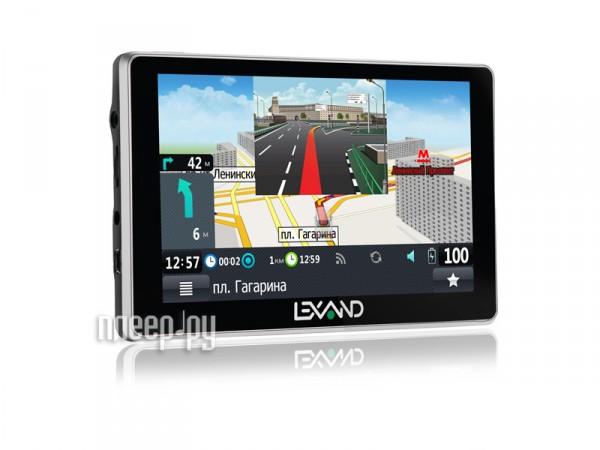 Навигатор Lexand SA5 Прогород  Pleer.ru  2688.000