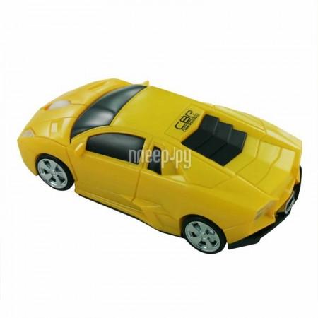 Мышь CBR MF 500 Bizzare Yellow  Pleer.ru  487.000